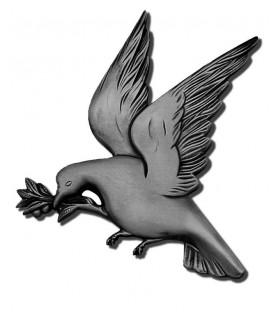 Paloma bronce