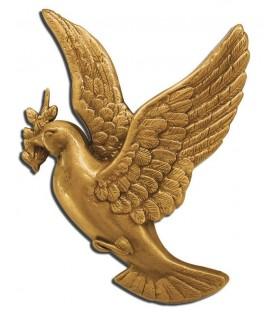 Paloma bronce pequeña