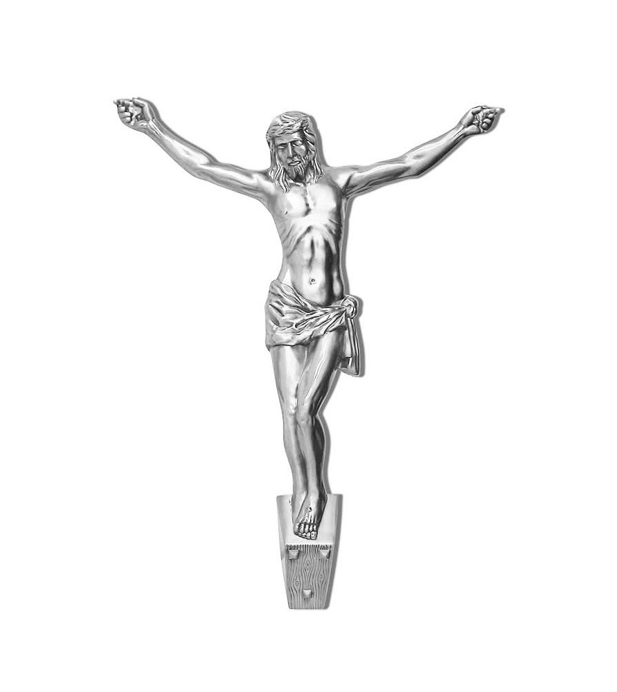 Cristo bronce  de 64 cm