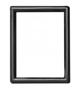 Portafoto bronce rectangular