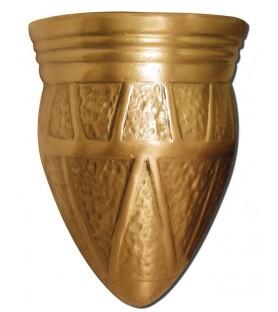 Bucaro o jarron bronce