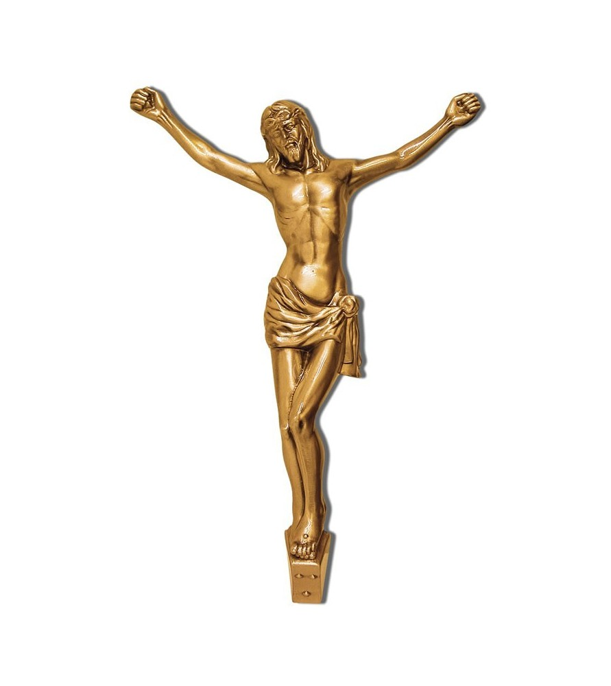 Cristo de bronce