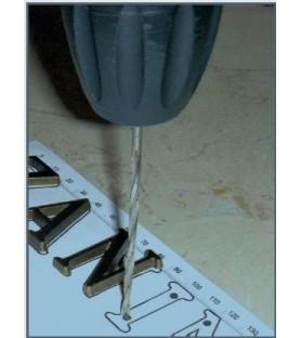 Plantilla de papel