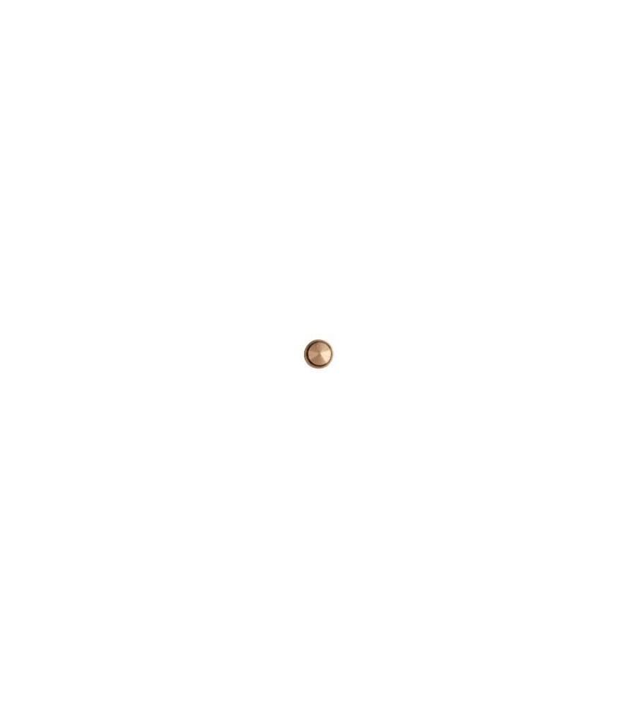 Clavo bronce redondo 5 cm