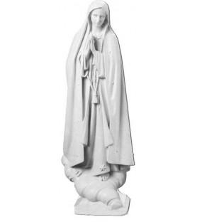 Virgen de Fatima de 60 cm