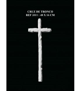 Cruz de tronco  ref: 3311
