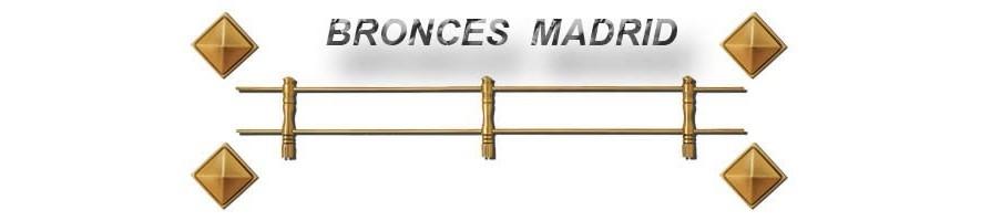Accesorios bronce