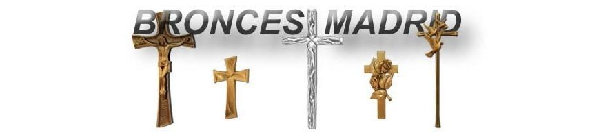 Cruces de bronce